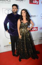 Aishwarya Rai Bachchan, Abhishek Bachchan at Ht Most Stylish Awards in Delhi on 24th May 2016 (95)_574708962d28b.JPG