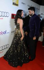 Aishwarya Rai Bachchan, Abhishek Bachchan at Ht Most Stylish Awards in Delhi on 24th May 2016 (98)_574708998328b.JPG