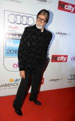 Amitabh Bachchan at Ht Most Stylish Awards in Delhi on 24th May 2016