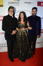 Amitabh Bachchan, Aishwarya Rai Bachchan, Abhishek Bachchan at Ht Most Stylish Awards in Delhi on 24th May 2016 (75)_5747089d04c9c.JPG