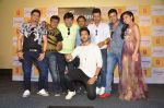 Armaan Malik, Manmeet Gulzar, Harmeet Gulzar, Tulsi Kumar at Junooniyat trailer launch on 24th May 2016 (32)_5746de8b6ce2b.JPG