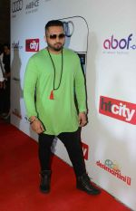 Honey Singh at Ht Most Stylish Awards in Delhi on 24th May 2016