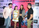 Jacqueline Fernandez, Lisa Haydon, Akshay Kumar, Abhishek Bachchan with Housefull 3 team in Delhi on 25th May 2016 (96)_57472f7968f26.JPG