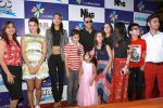 Jacqueline Fernandez, Lisa Haydon, Akshay Kumar with Housefull 3 team in Delhi on 25th May 2016