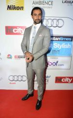 Kunal Kapoor at Ht Most Stylish Awards in Delhi on 24th May 2016