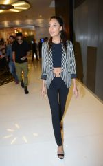 Lisa Haydon with Housefull 3 team in Delhi on 25th May 2016