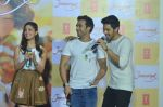 Pulkit Samrat, Armaan Malik and Yami Gautam at Junooniyat trailer launch on 24th May 2016 (4)_5746ddd187cdc.JPG