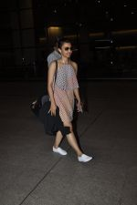 Radhika Apte snapped at airport on 24th May 2016