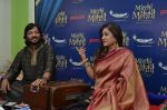 Roopkumar Rathod and Sonali Rathod at Mirchi Mehfil in radio mirchi, Mumbai on 25th May 2016 (19)_57472b4710b3b.JPG