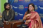 Roopkumar Rathod and Sonali Rathod at Mirchi Mehfil in radio mirchi, Mumbai on 25th May 2016 (22)_57472b4bf27da.JPG