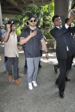 Sooraj Pancholi snapped at airport on 25th May 2016