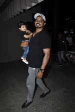 Sreesanth snapped at airport on 24th May 2016