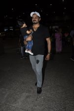 Sreesanth snapped at airport on 24th May 2016 (64)_5747068d9f8f9.JPG