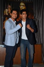 Randeep Hooda, Vijender Singh at the Success bash of Sarbjit on 26th May 2016 (50)_5747efb6186c5.JPG