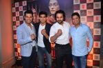 Randeep Hooda, Vijender Singh, Jackky Bhagnani, Bhushan Kumar at the Success bash of Sarbjit on 26th May 2016 (93)_5747efb86ec99.JPG