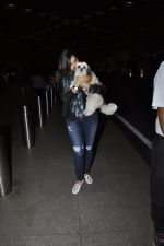 Sophie Chaudhary snapped at airport on 26th May 2016