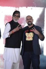 Amitabh Bachchan at New Song Released at the TE3N Music Launch in Mumbai on 27th May 2016 (94)_5749434957fa7.JPG