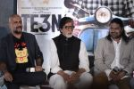 Amitabh Bachchan, Vishal Dadlani at New Song Released at the TE3N Music Launch in Mumbai on 27th May 2016 (63)_5749435376bb2.JPG