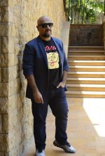 Vishal Dadlani at New Song Released at the TE3N Music Launch in Mumbai on 27th May 2016 (32)_574943614db6a.JPG