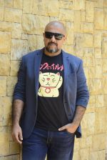 Vishal Dadlani at New Song Released at the TE3N Music Launch in Mumbai on 27th May 2016 (43)_5749436bf0fb1.JPG