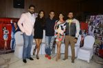 Abhishek Bachchan, Lisa Haydon, Riteish Deshmukh, Akshay Kumar, Jacqueline Fernandez snapped at Housefull 3 interview on 28th May 2016 (48)_574a97719afe0.JPG