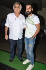 Hansal Mehta, Raj Kumar Yadav at Kiran Rao hosts Thithi screening on 28th May 2016 (36)_574a995b5afd5.JPG