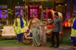 Karan Singh Grover and Bipasha Basu on the sets of Kapil Sharma Show on 28th May 2016 (70)_574a98e6a0159.JPG