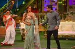 Karan Singh Grover and Bipasha Basu on the sets of Kapil Sharma Show on 28th May 2016 (73)_574a98e84663f.JPG