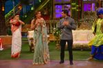 Karan Singh Grover and Bipasha Basu on the sets of Kapil Sharma Show on 28th May 2016 (75)_574a98e9c9d59.JPG