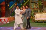Karan Singh Grover and Bipasha Basu on the sets of Kapil Sharma Show on 28th May 2016 (80)_574a98edcd05b.JPG