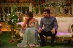 Karan Singh Grover and Bipasha Basu on the sets of Kapil Sharma Show on 28th May 2016 (92)_574a98f4d595f.JPG