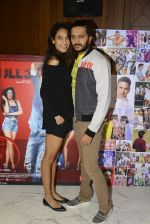 Lisa Haydon, Riteish Deshmukh snapped at Housefull 3 interview on 28th May 2016 (29)_574a97035f512.JPG