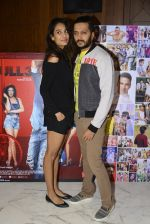 Lisa Haydon, Riteish Deshmukh snapped at Housefull 3 interview on 28th May 2016