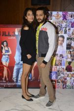 Lisa Haydon, Riteish Deshmukh snapped at Housefull 3 interview on 28th May 2016 (31)_574a9704cc5b1.JPG