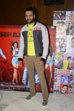 Riteish Deshmukh snapped at Housefull 3 interview on 28th May 2016