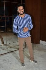 Riteish Deshmukh snapped in Mumbai on 28th May 2016