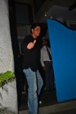Shahrukh Khan snapped at Olive on 28th May 2016