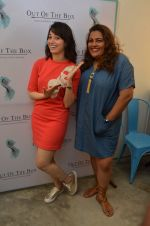 Tamannaah Bhatia launches Out of the Box make up academy on 28th May 2016