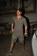 Tusshar Kapoor snapped at PVR on 28th May 2016