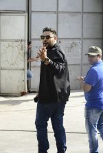 Badshah snapped at Dream Team tour photo shoot on 30th May 2016