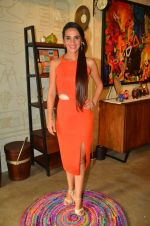 Tara Sharma on the sets of Tara Sharma show on 30th May 2016