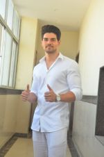 Sooraj Pancholi at Exhibit magazine photo shoot on 31st May 2016