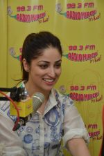 Yami Gautam at radio mirchi on 31st May 2016