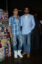 Akshay Kumar, Abhishek Bachchan at Housefull 3 press meet in Mumbai on 1st June 2016