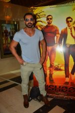 John Abraham at the Trailer Launch of Dishoom in Mumbai on 1st June 2016