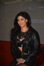 Lucy Pinder at the Trailer Launch of Warrior Savitri in Mumbai on 1st June 2016 (13)_574fd8e2dfcf5.JPG