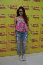 Radhika Apte at Radio Mirchi studio for promotion of her new psychological thriller released movie Phobia on 1st June 2016 (6)_574fd2ed8e4e7.JPG