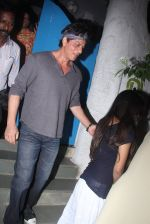 Shahrukh Khan snapped with daughter Suhana on 1st June 2016 (4)_574fd77a89c87.JPG