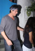 Shahrukh Khan snapped with daughter Suhana on 1st June 2016 (5)_574fd77c2ef22.JPG