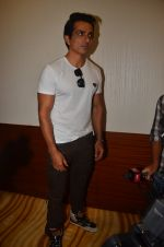 Sonu Sood at the Trailer Launch of Warrior Savitri in Mumbai on 1st June 2016
